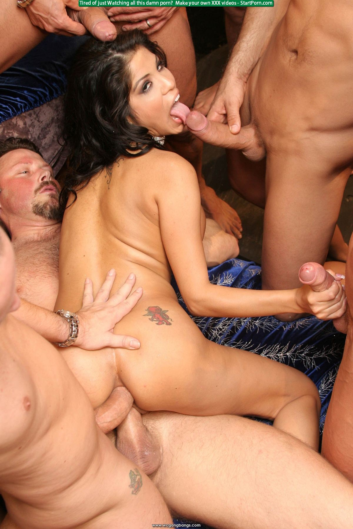 Free atfight gangbang movies entertaining answer